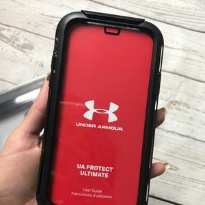 a05ca4fd4d Under Armour IPhone X Case NWT