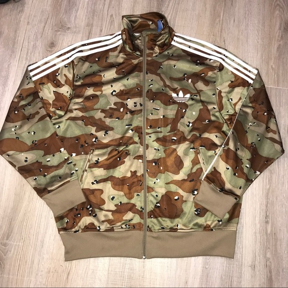 Track Desert Camouflage Adidas Jacket Storm 8knwP0XO