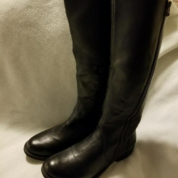43f6383b0ac Womens 7 Steve Madden Shawny boot black