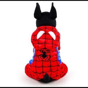 Other - Spider-Man Puppy Fleece