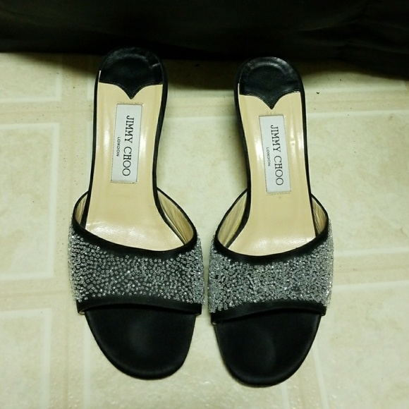 66ac35a9bb4 Jimmy Choo Shoes - SALE JIMMY CHOO SANDALS -7.5