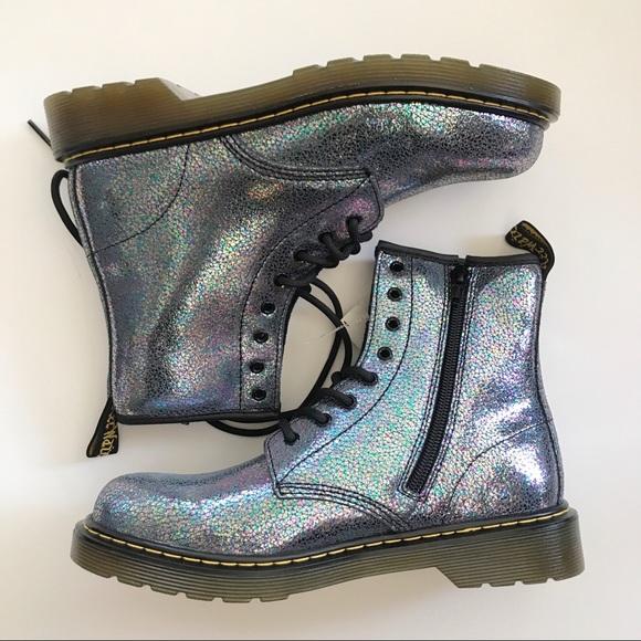 Dr. Martens Shoes - DOC   DR MARTENS AIRWAIR PASCAL SPARKLE BOOTS! 0c39e8903f45