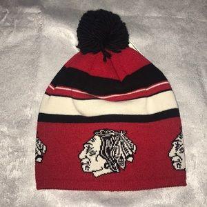 Other - Chicago Blackhawks Team Classic Beanie