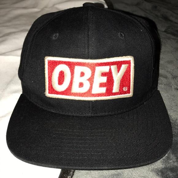 f50bb260c97 Obey Hat. M 5a21096b4127d09840002298