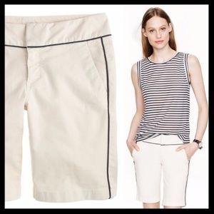 3 FOR $25 ❄️ j. crew // andie chino bermuda shorts