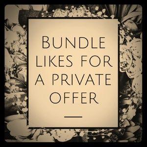 🎉 Bundle and Save 🎉