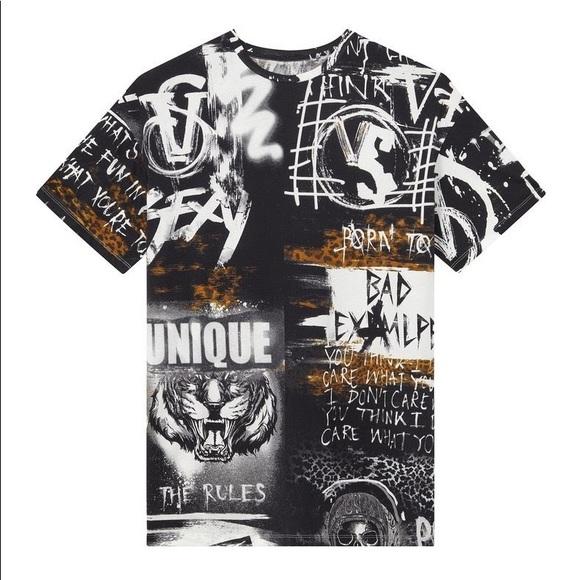 9674d9fb Balmain Tops | Victoria Secret X Tshirt | Poshmark