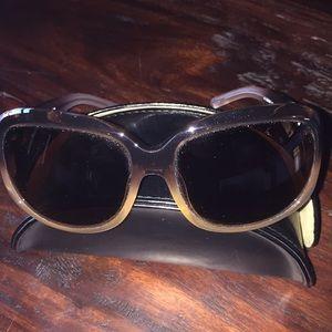 Loewe tortoise shell sunglasses