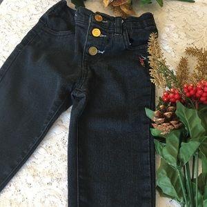 COOGI Bottoms - Baby Girl Coogi Jeans 18mos