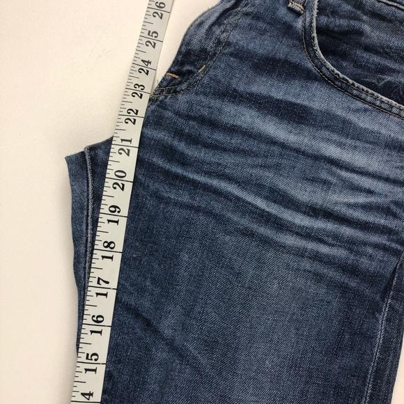 Ag Adriano Goldschmied Jeans - AG Adriano Goldschmied Ex-Boyfriend Crop Jeans