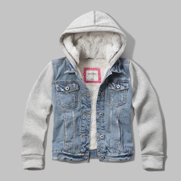 01da0d7f1ee5 abercrombie kids Jackets   Coats