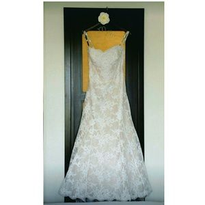 David Tutera Bridal Gown for Mon Cheri