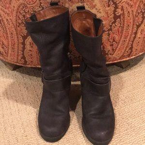 Halogen Black Boots 👢
