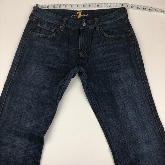 "7 For All Mankind Jeans - 7 for all mankind ""A"" pocket flare jean"