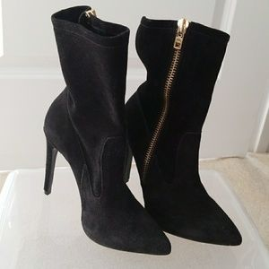 Mid ankle boots