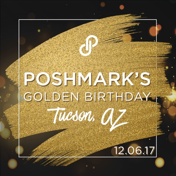 PoshmarkTurns6 Other - Tucson AZ Let's Celebrate! 🎉