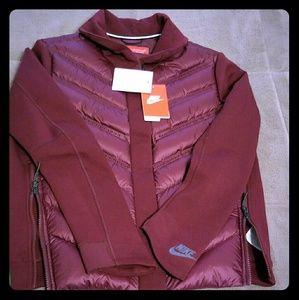 Nike Tech Fleece Aeroloft Down Jacket