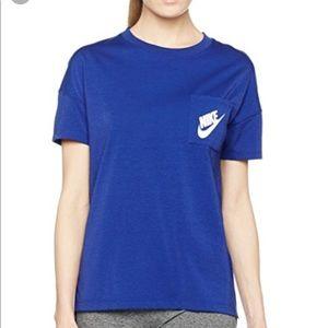 Royal Blue Nike Shirt Size Medium *Reposh*