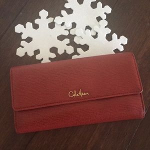 Beautiful Cole Haan leather wallet