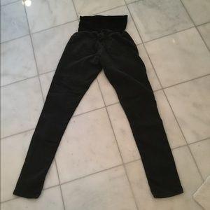 A Pea in the Pod Mavi brand black jeans size small
