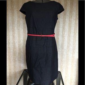 Alyx denim dress.