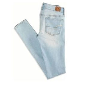 American Eagle Outfitters Ultramarine Jegging 00