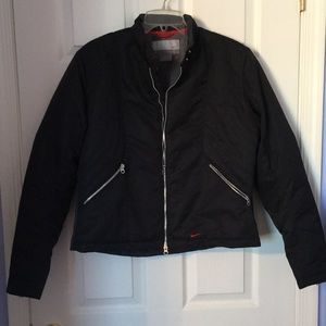 Woman's Nike Black Coat