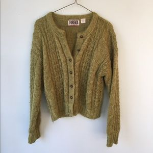 Sweaters - Lovely Olive Green Sweater