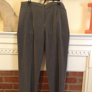 Sag Harbor Stretch Woman Pants Size 16W