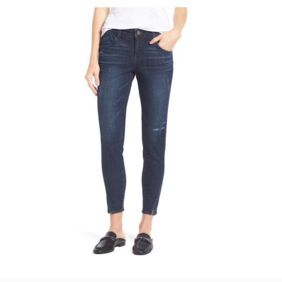 Wit & Wisdom Denim - NWT Wit & Wisdom twisted seam ankle skimmer jeans