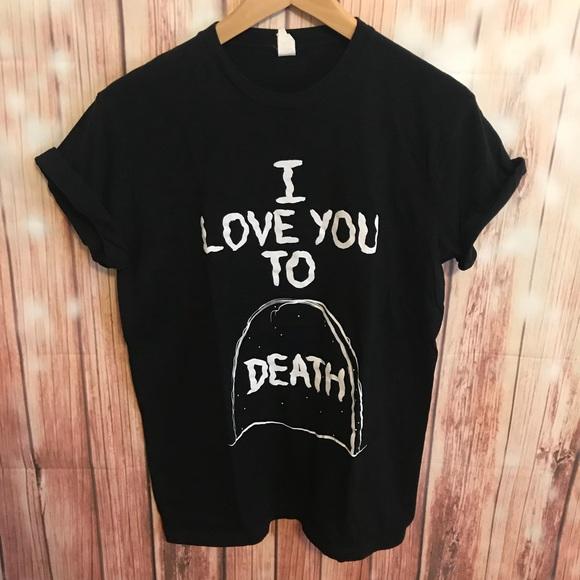 Jeffree Star Tops Beauty Forever Death Tshirt Poshmark