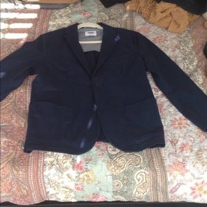 Other - Old Navy Casual Cotton Blazer - Navy - Large