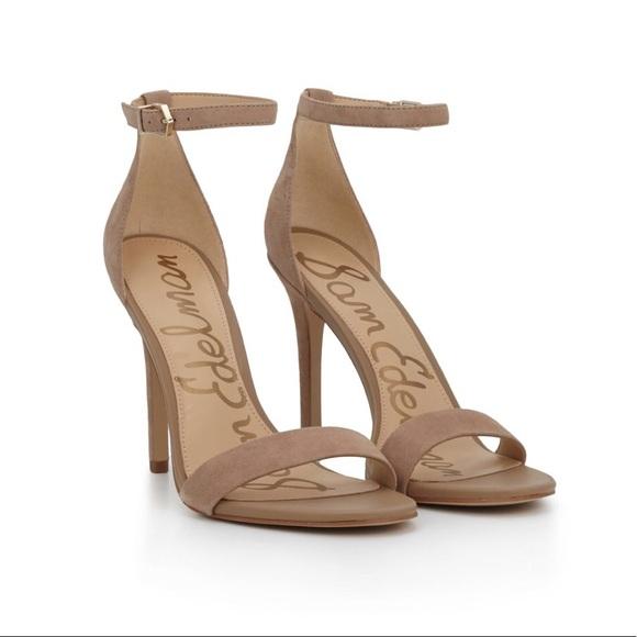 396d09d34d3878 ️Amee ankle strap sandal. M 5a21a2be291a35ecd7001c79