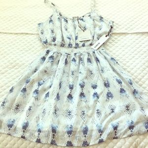 Emma Dress Baltic Blue