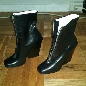 Celibe high heel boots black