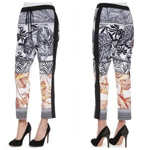 Clover Canyon from neiman Marcus gold leaf pants