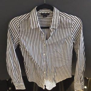 Metaphor button down blouse size XS