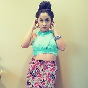 Sabo Skirt Crop