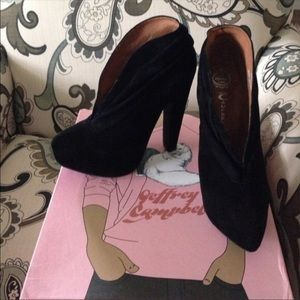 Shoes - Jeffrey Campbell booties