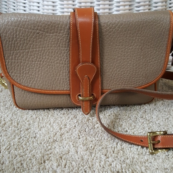 c90936766979 Dooney   Bourke Handbags - Vintage Dooney   Bourke Equestrian Shoulder Bag