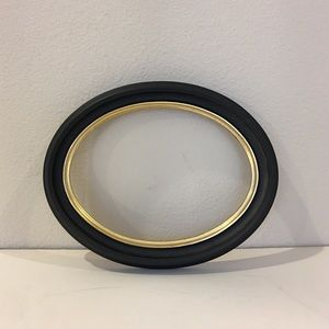 Other - Solid wood oval frame, made in Finland