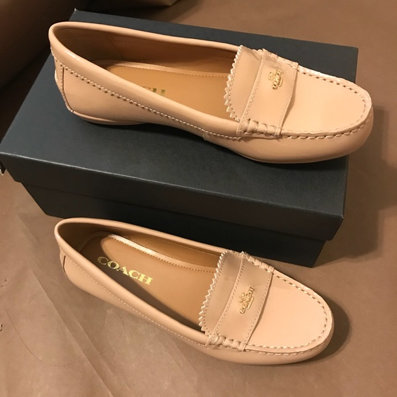 Coach Shoes   Coach Odette Patent