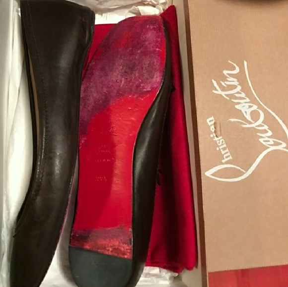 8a7e3e8c4572 Christian Louboutin Shoes - Beautiful gently used red bottom.