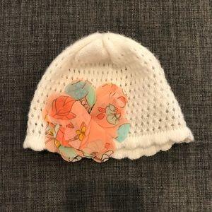 Carter's baby light acrylic hat, 0-3M