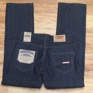 low rider Jeans - Low rider luxury  collector denim jeans 32x32