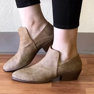 Shoes - SALE--ONLY 2 LEFT—Most Comfortable Ankle Booties