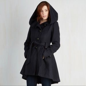 MODCLOTH Steve Madden once upon a thyme coat