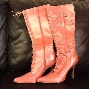 Tall Vintage XOXO boots