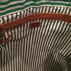 62fe620dadaeb Madewell Bags - Madewell Stripe Canvas Bag