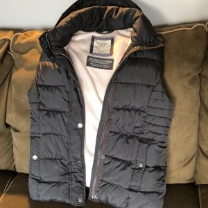 Abercrombie and Fitch Vest Size Small